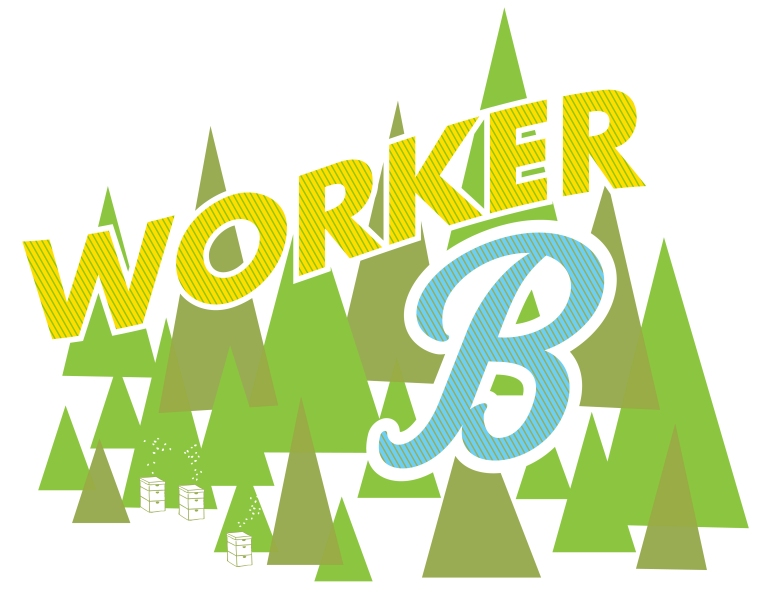 Worker B Poster